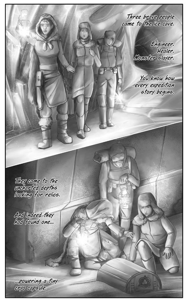 Lara's expedition
