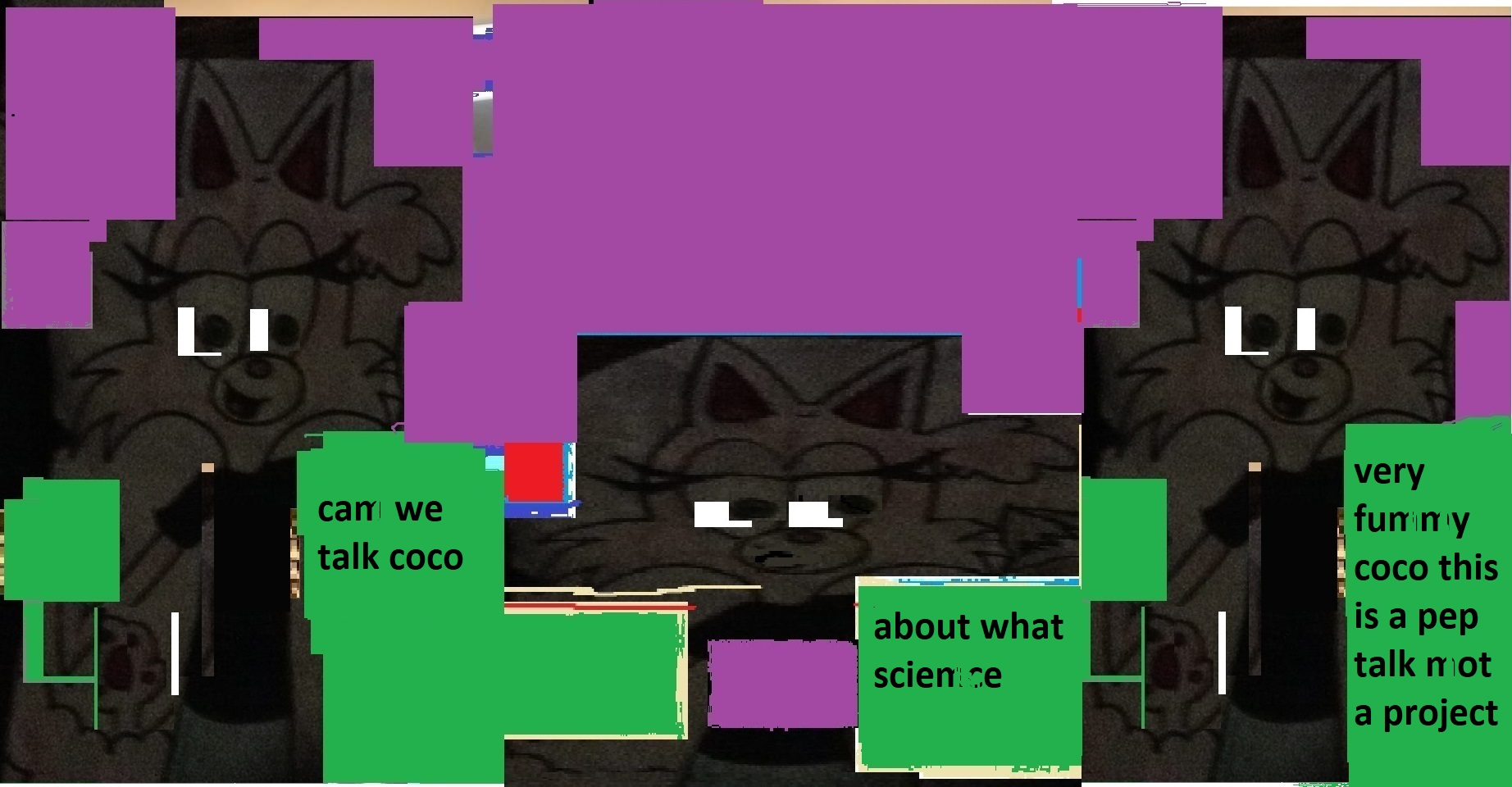 talk cici