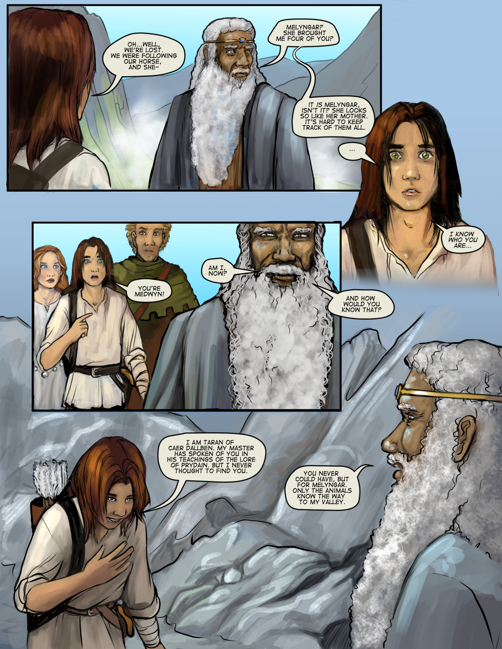 Chapter Thirteen page 3