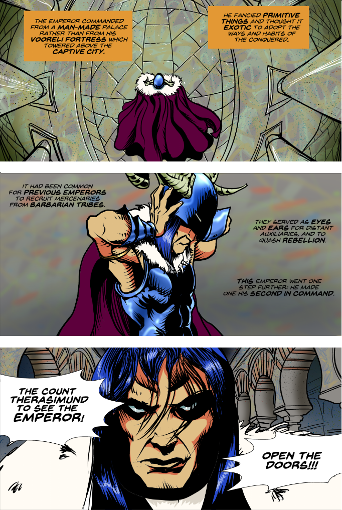 Prince of the Astral Kingdom Chapter 1 pg 37