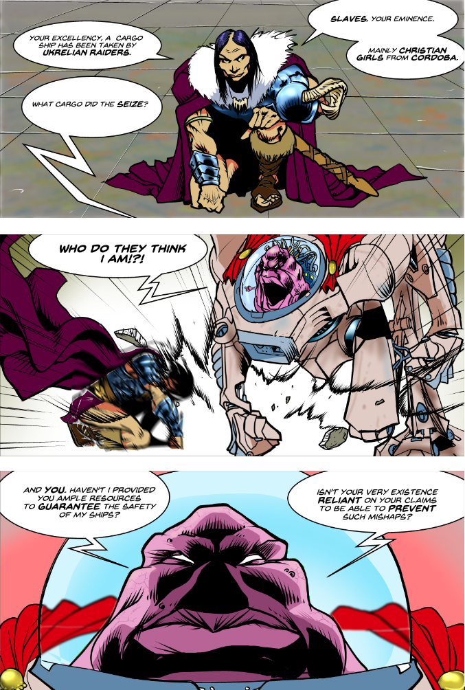 Prince of the Astral Kingdom Chapter 1 pg 39