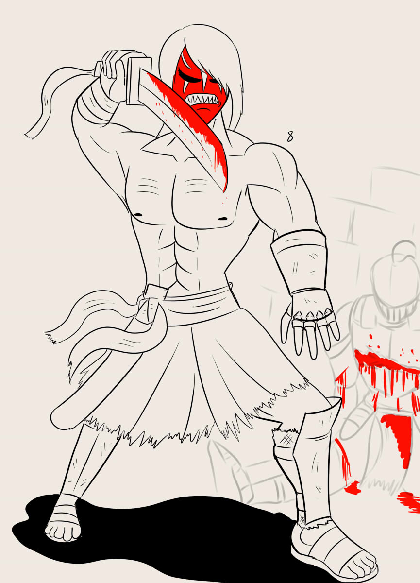 FINAL DAY: The Blade Dancer