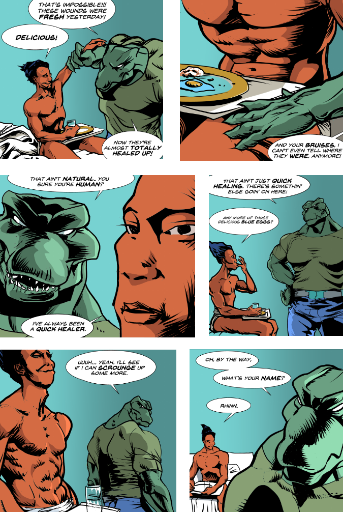 Prince of the Astral Kingdom Chapter 1 pg 34
