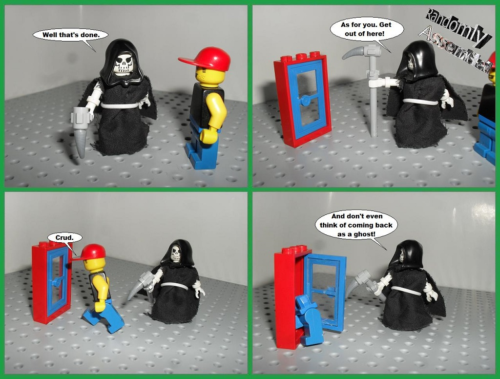 #995-No haunting