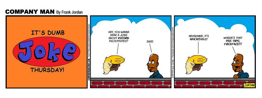 It's #DumbJokeThursday! 5/10/18