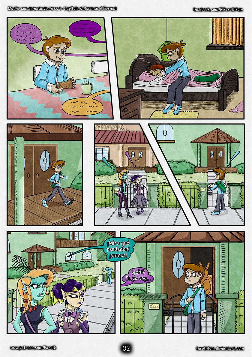 Cap 6 - Pag 02:  Perdedor