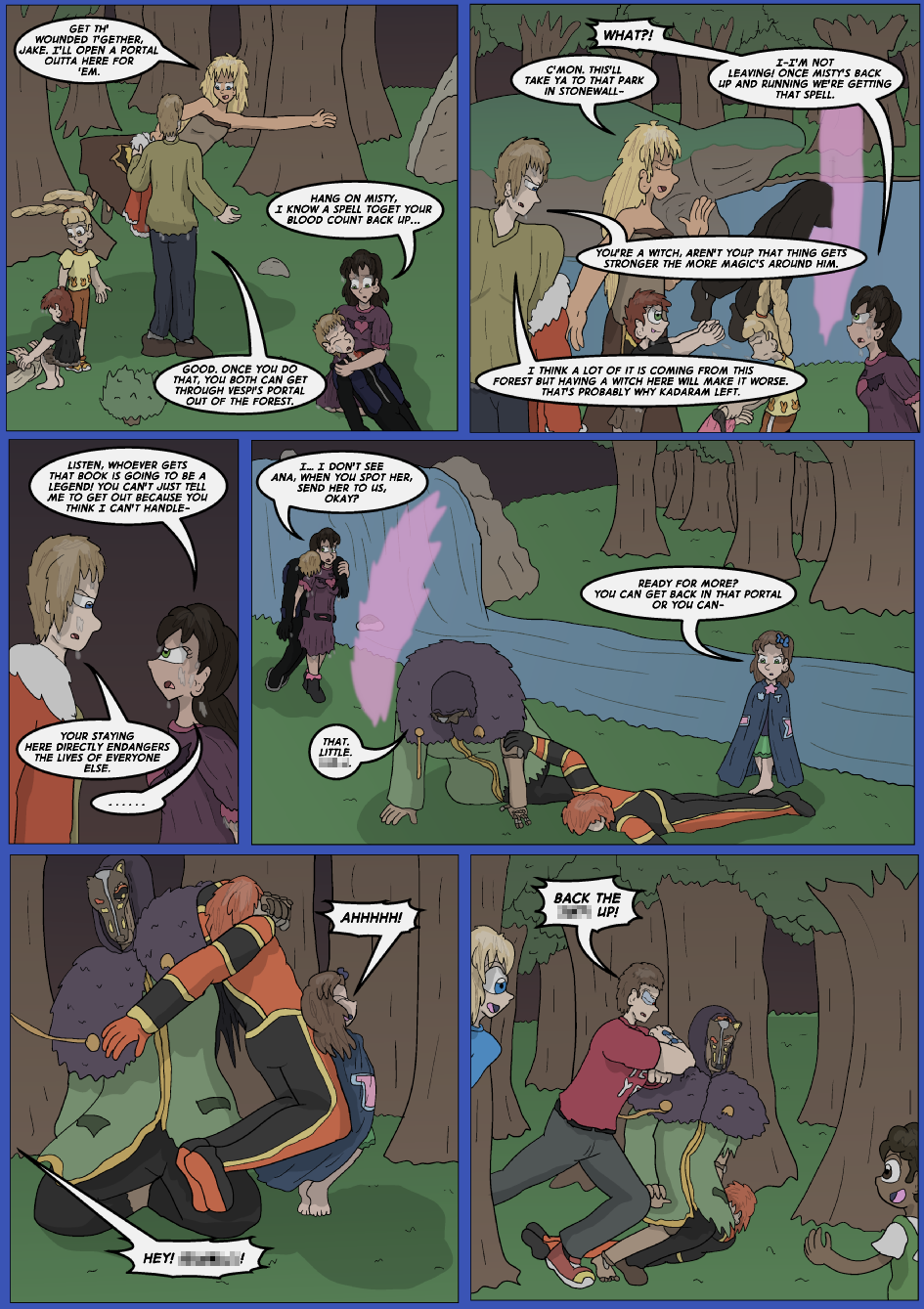 The Lost Spell of Baron Fontainebleu, Page 29