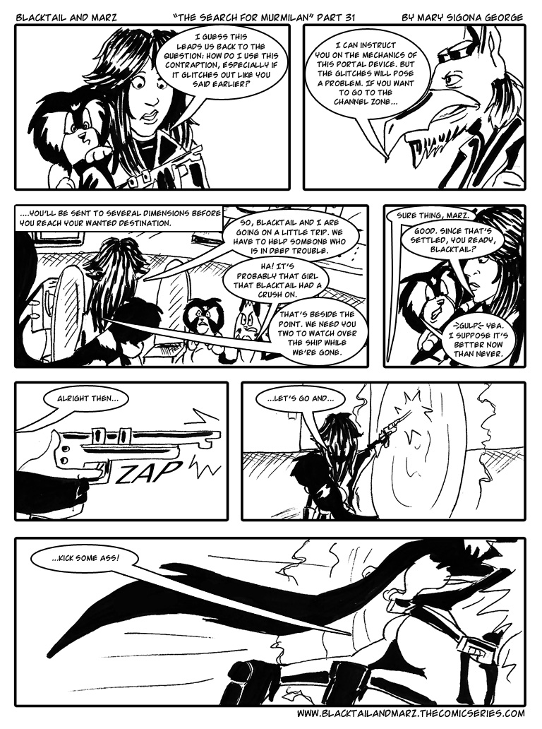The Search for Murmilna (Part 31)