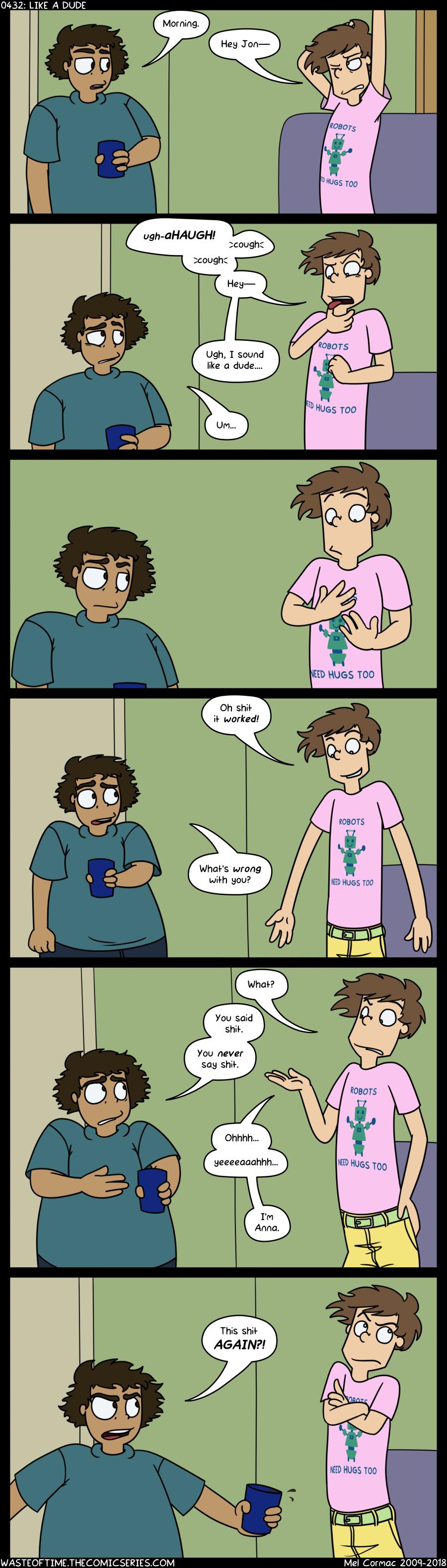 0432: Like a Dude