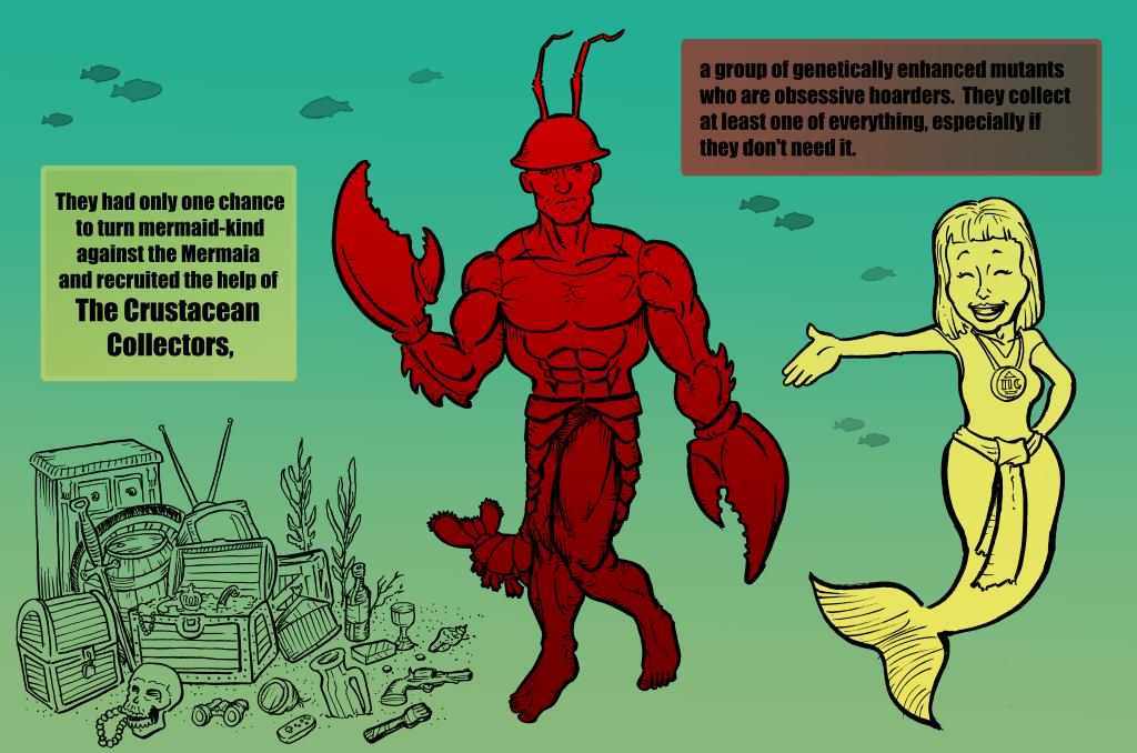 The Crustacean Collectors