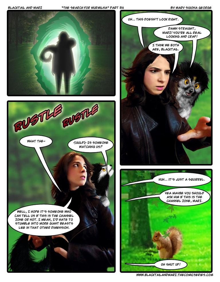 The Search for Murmilna (Part 34)