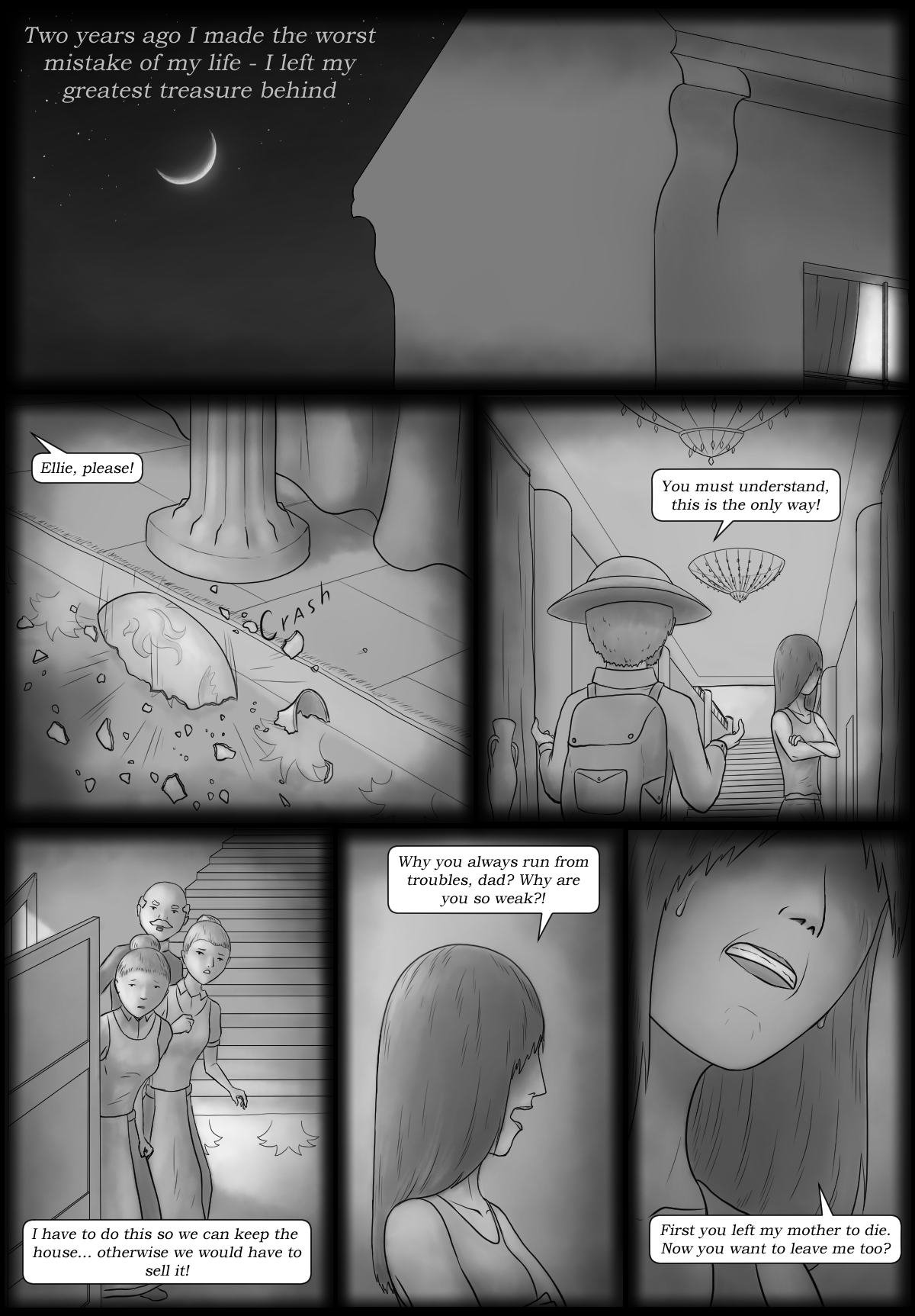 Page 97 - The lost treasure (Part 1)