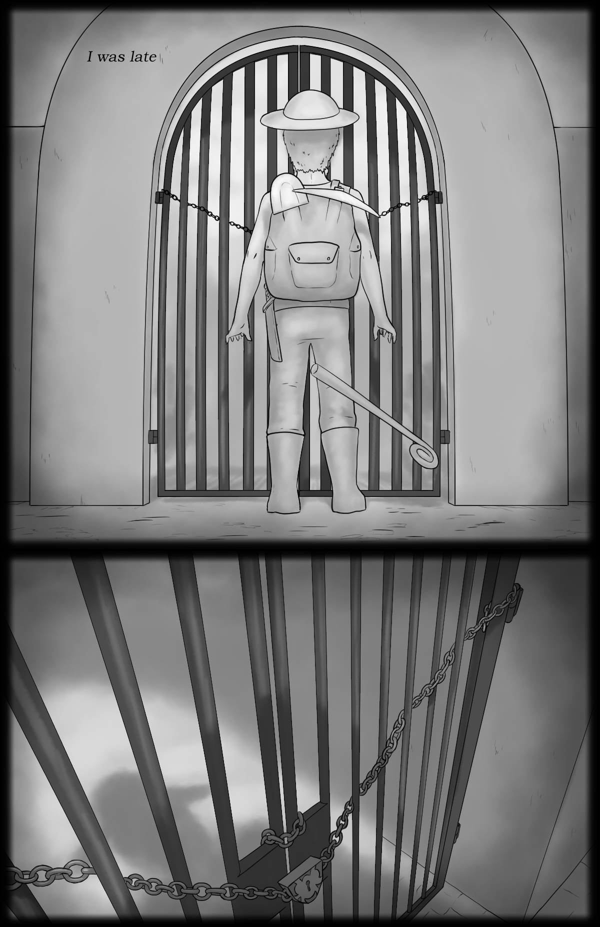 Page 99 - The lost treasure (Part 3)