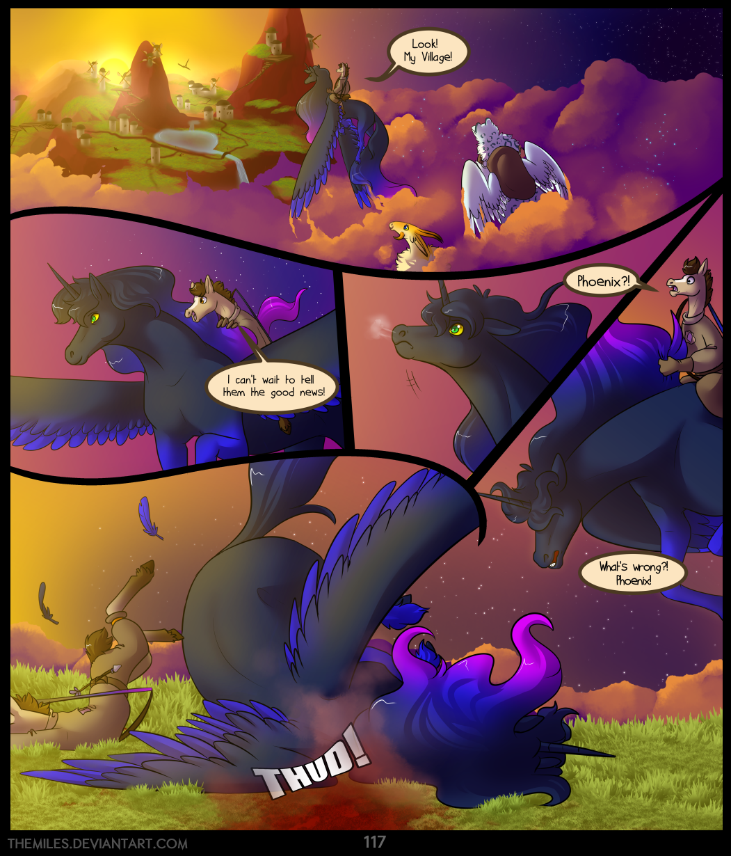 Tales of Aer - First Tale, Page 117