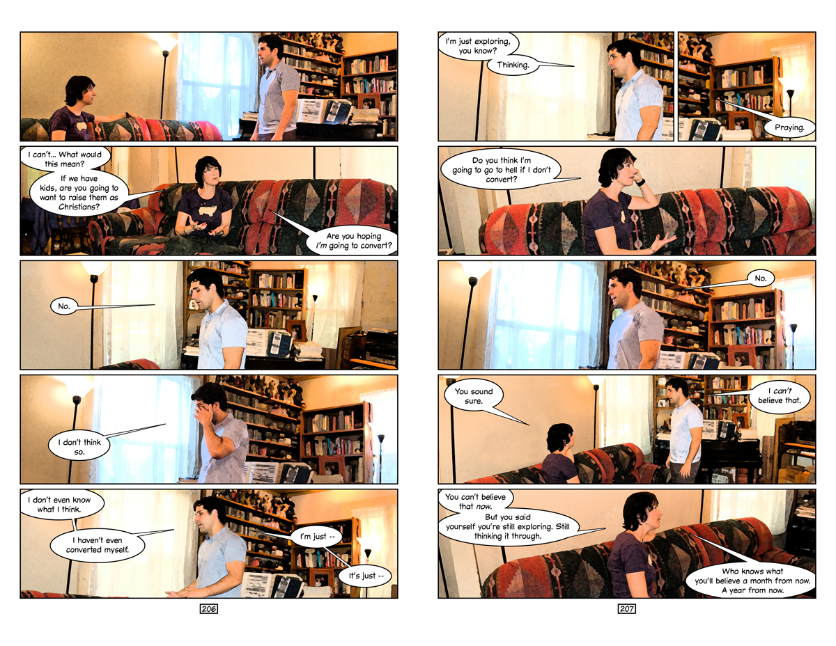 Happenstance pp206-207
