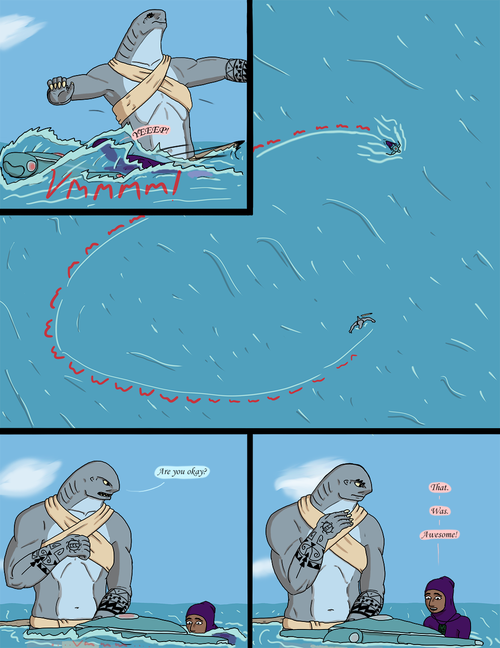 The Wide Ocean - Page 59