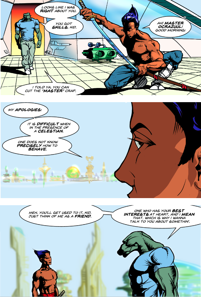 Prince of the Astral Kingdom Chapter 1 pg 45