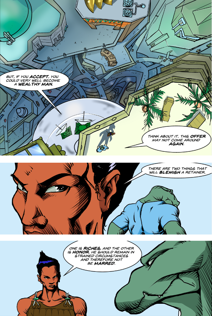 Prince of the Astral Kingdom Chapter 1 pg 47