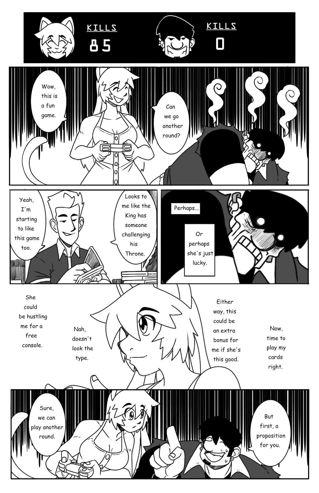 The King Of Games pg.13