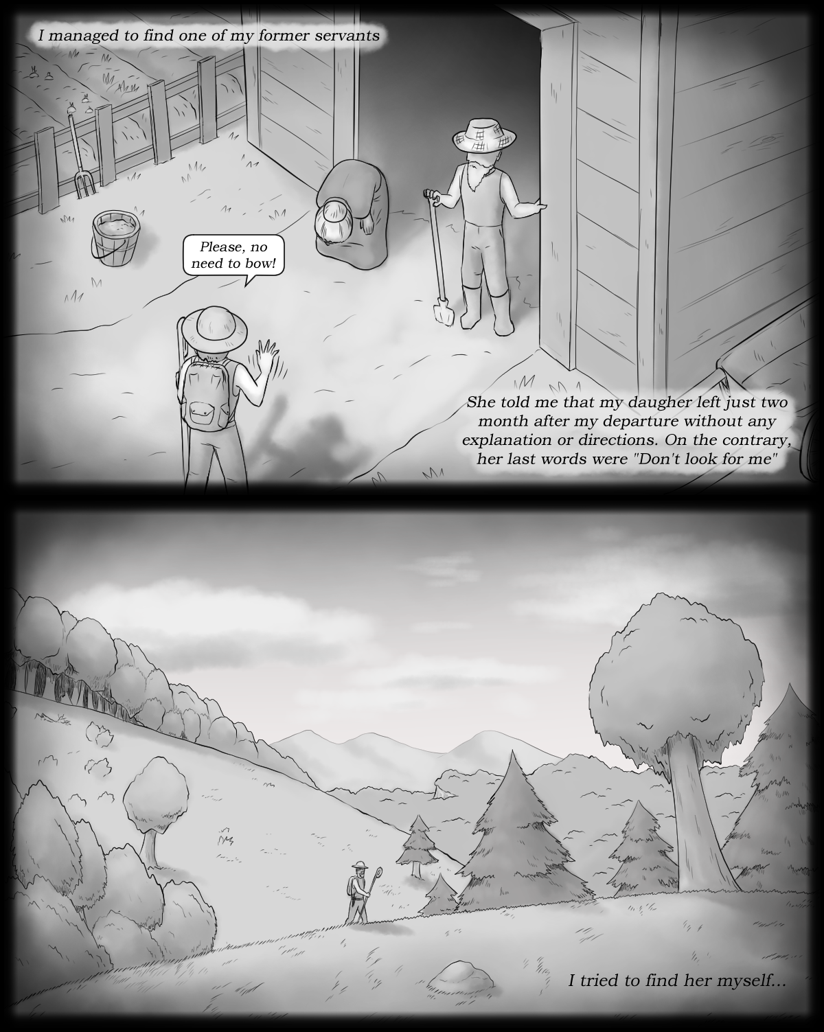 Page 100 - The lost treasure (Part 4)