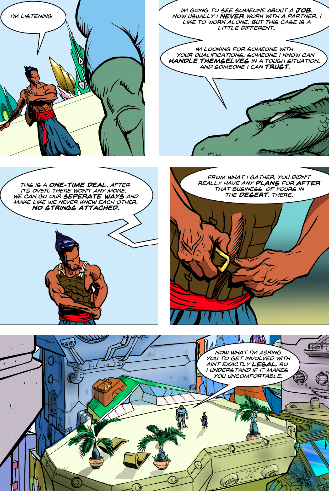 Prince of the Astral Kingdom Chapter 1 pg 46