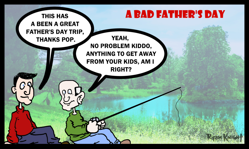 A Bad Father's Day