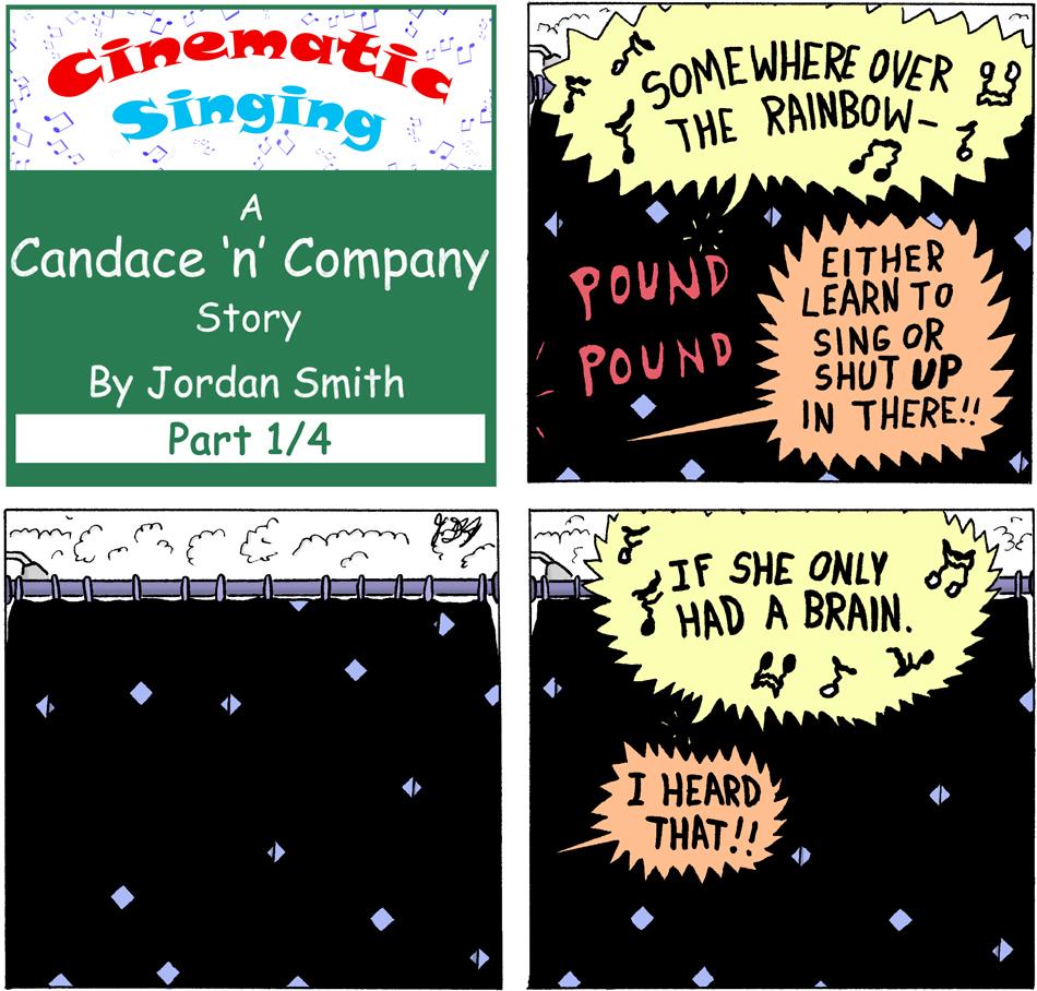 Cinematic Singing - Part 1/4
