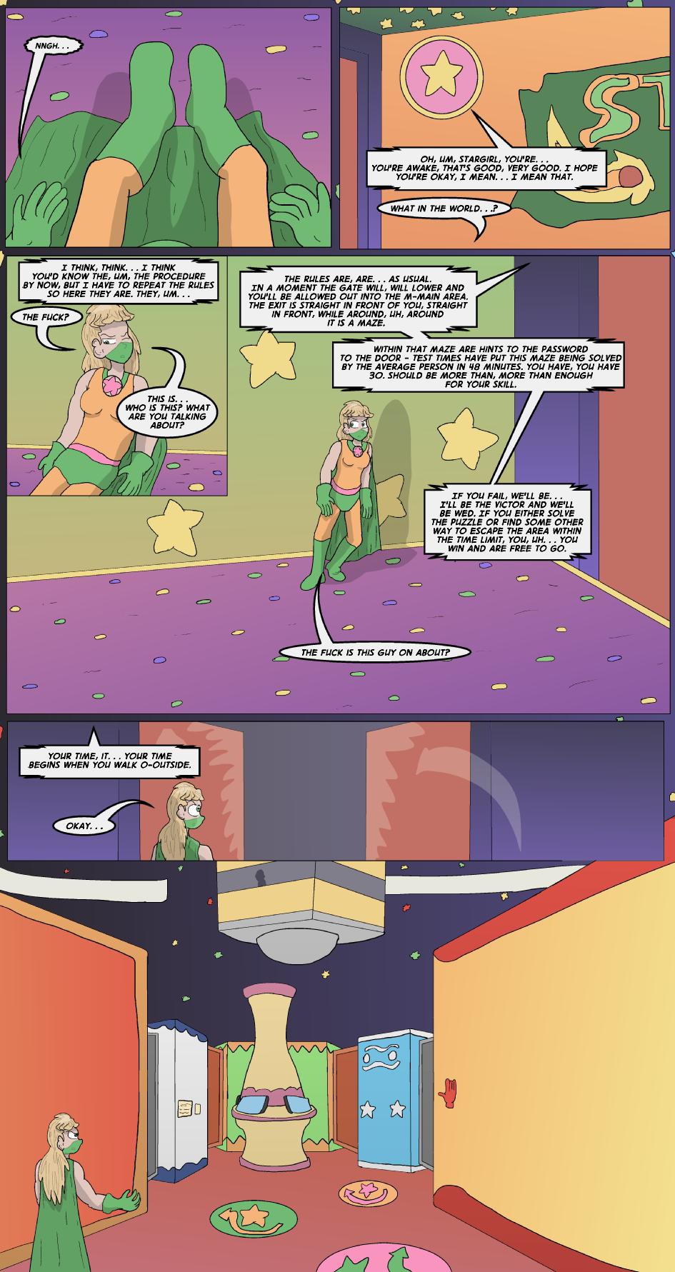Star Night- Page 26