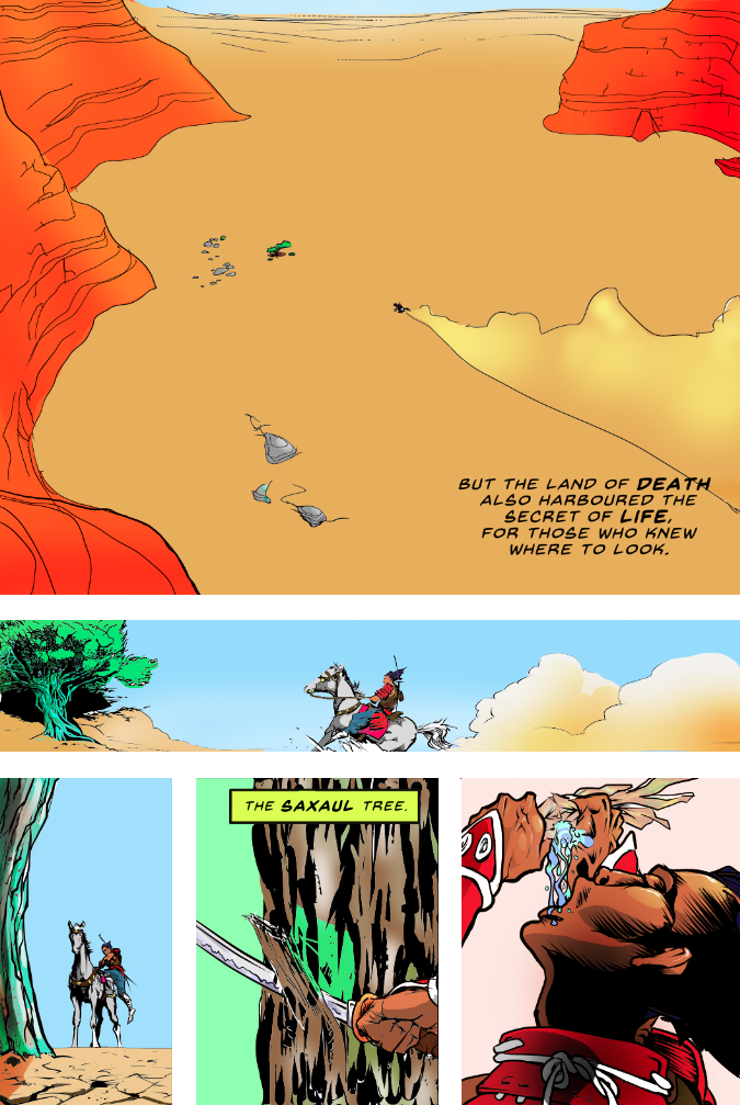 Prince of the Astral Kingdom Chapter 1 pg 5