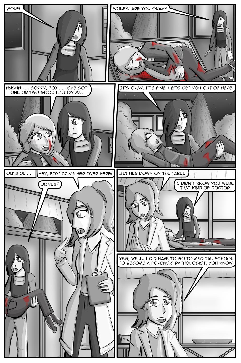 Loyal Hound - Part 79