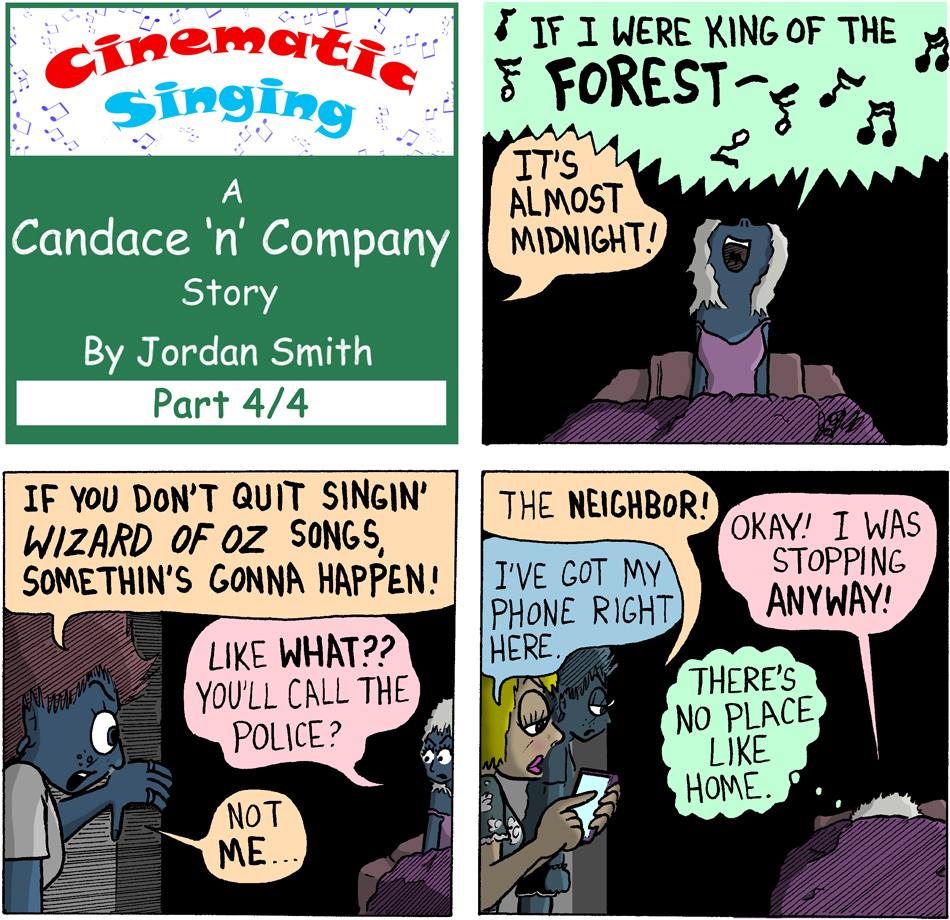 Cinematic Singing - Part 4/4