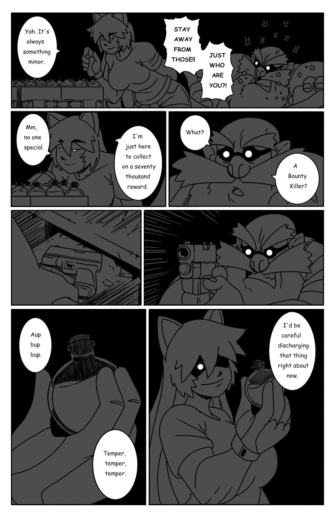 Early Morning Outing pg.14