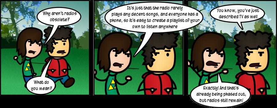 Radio Relevancy