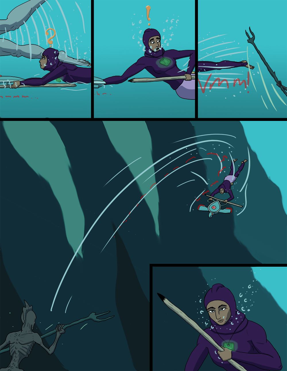 The Wide Ocean - Page 65