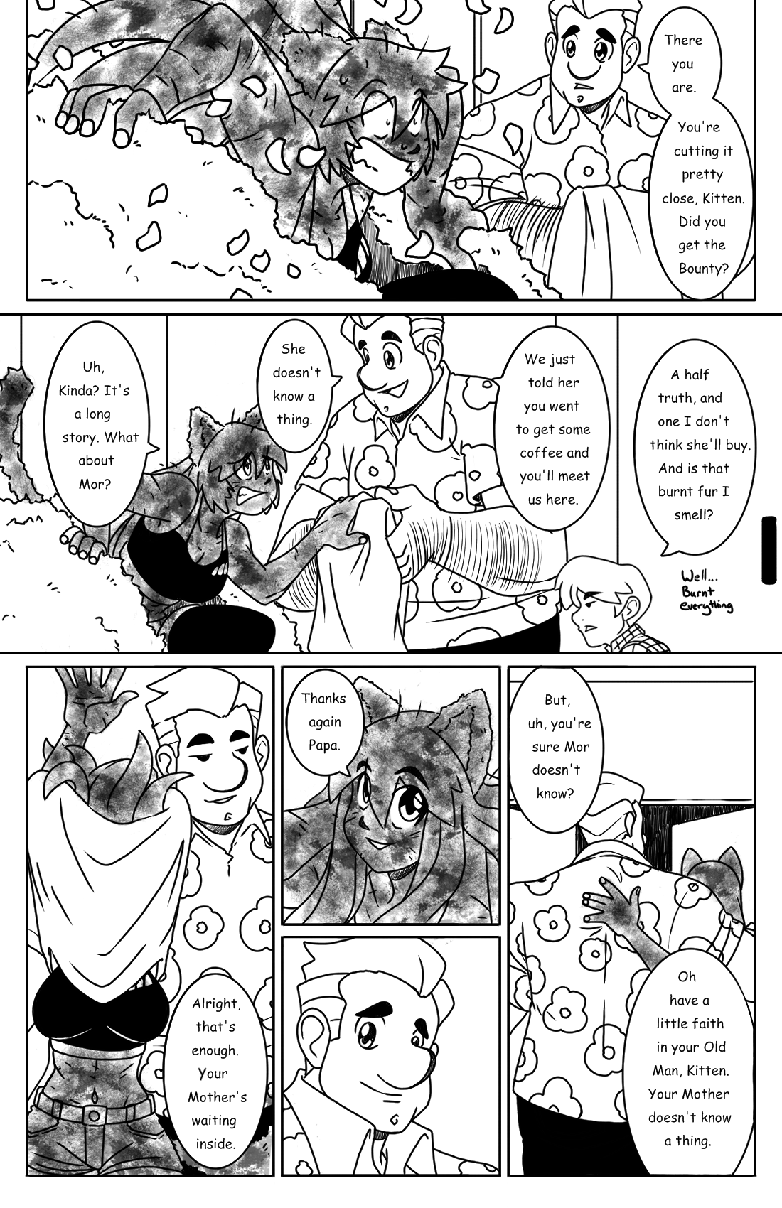 Early Morning Outing pg.19