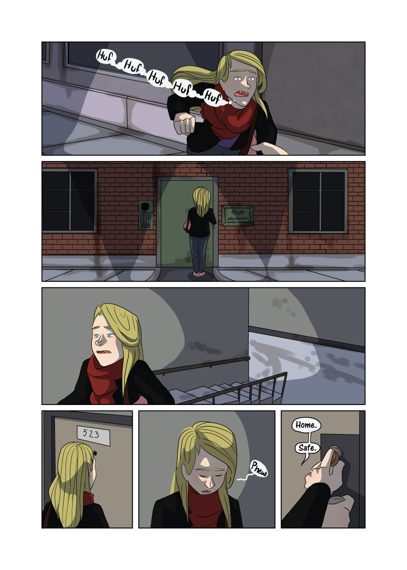 Unfledged Collected Prologue Pg 13