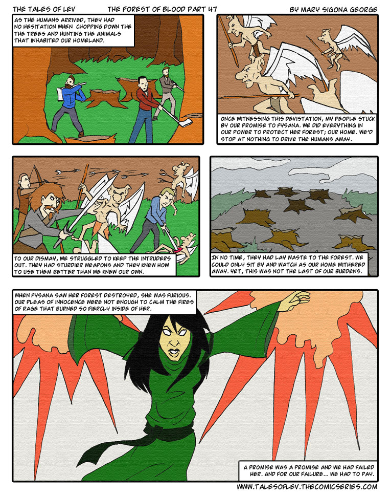 The Forest of Blood (Part 47)