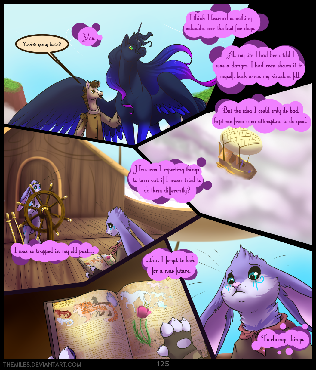 Tales of Aer - First Tale, Page 125
