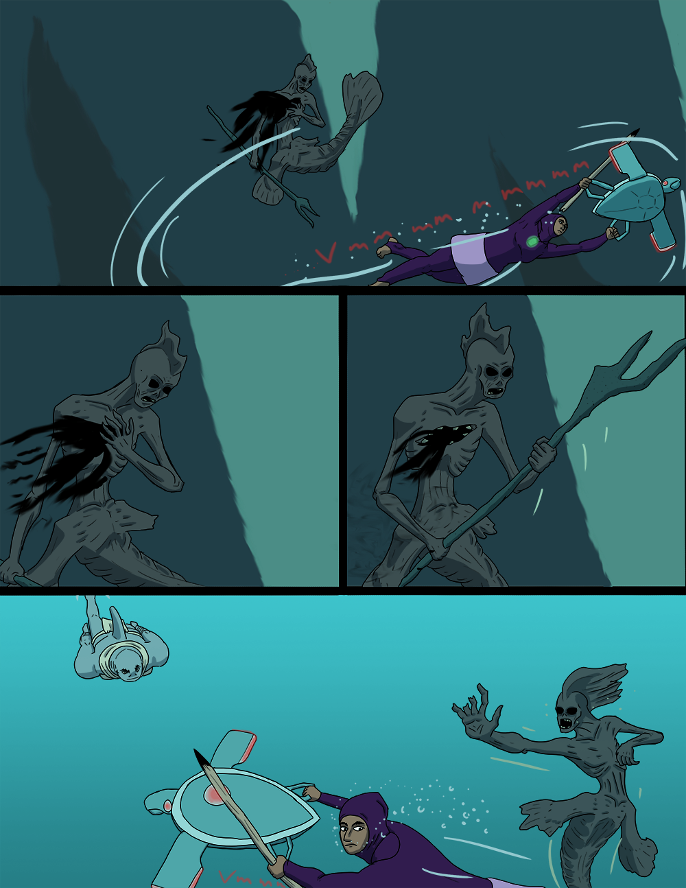 The Wide Ocean - Page 67