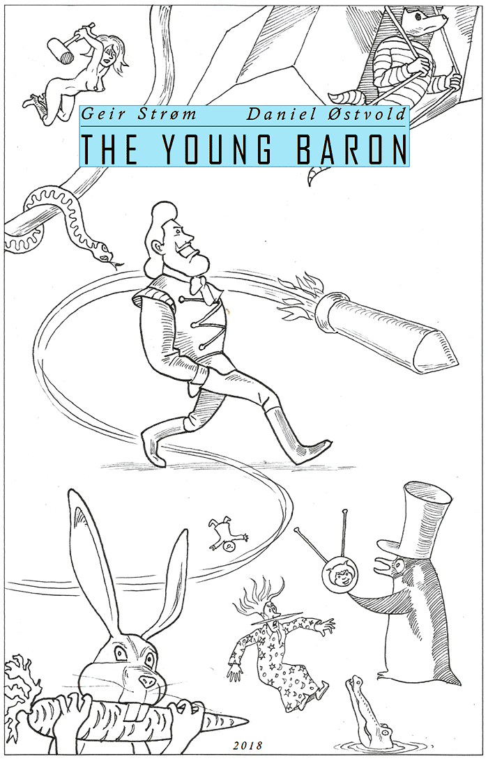 The Young Baron Cover