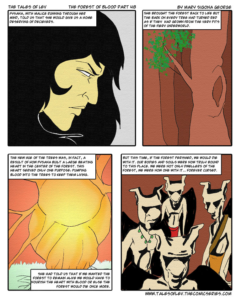 The Forest of Blood (Part 48)
