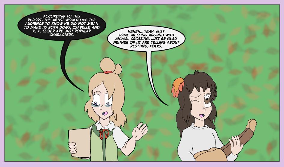 Filler: Gaming Girls 6