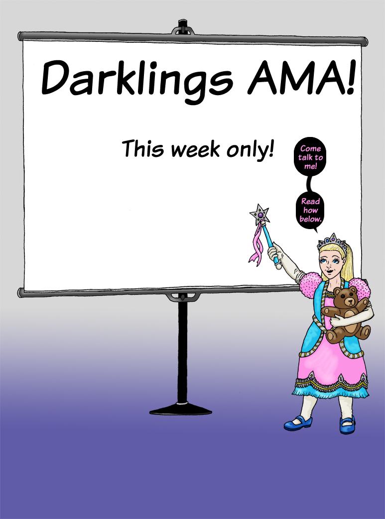 Darklings AMA