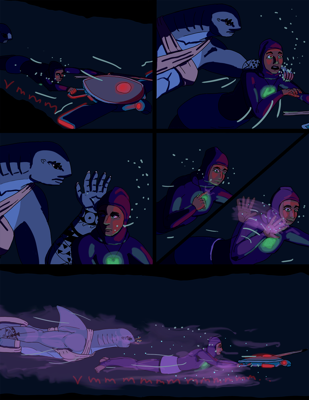 The Wide Ocean - Page 73