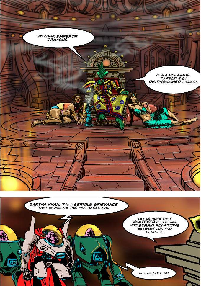 Prince of the Astral Kingdom Chapter 1 pg 54
