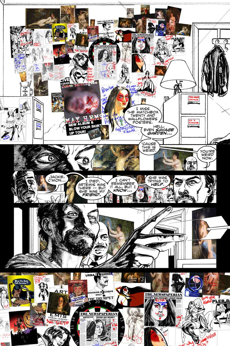 #5, Pg. 4 | Obsession, by Jack Dawson