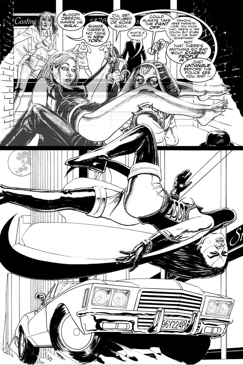 #3, Pg. 17 | Getaway Car