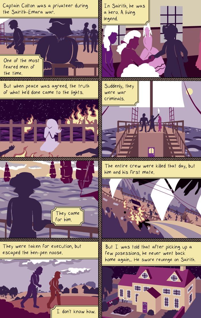 11- The Captain's Story