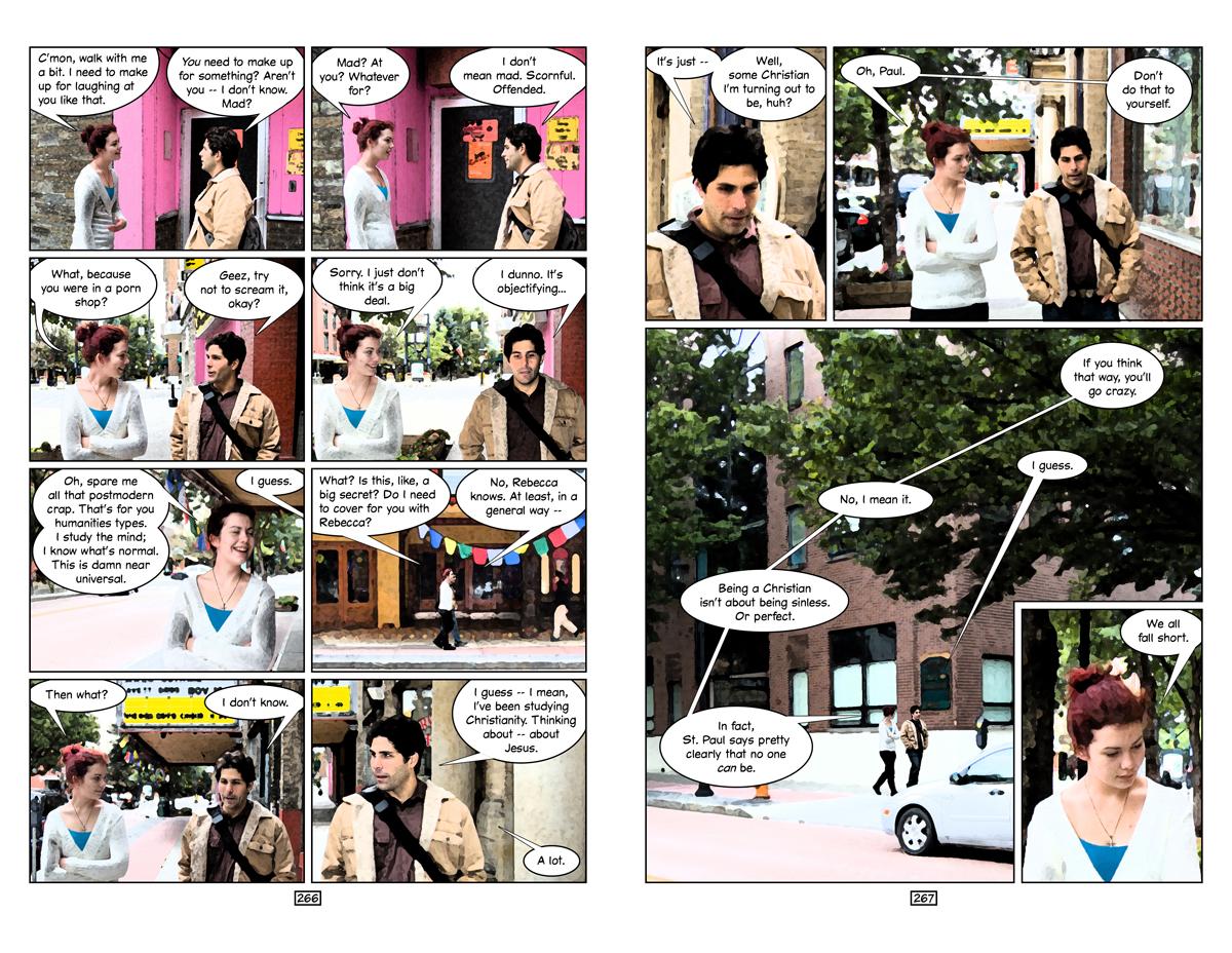 Happenstance pp266-267