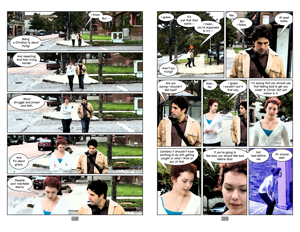 Happenstance pp268-269